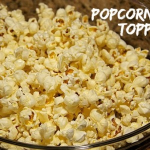 11 Sweet and Savory Popcorn Toppings
