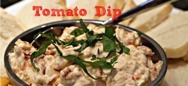 Sun Dried Tomato Dip - via Better Hens and Gardens