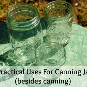 Other Ways You Can Use Canning Jars