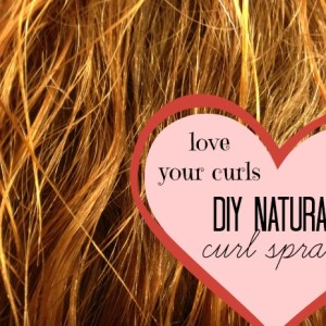 Make Your Own Sea Salt Curl Booster
