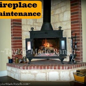 Winter Maintenance: Cleaning The Chimney