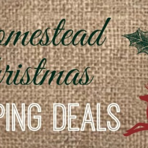 Support Homesteaders This Holiday Season – Shop with HBN