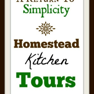 Homestead Kitchen Tour: Naturally Living in the Maritimes