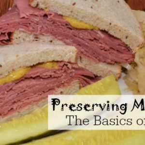 The Basics of Brining and Preserving Meat