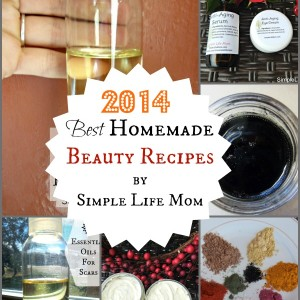 2014 Best Homemade Beauty Recipes