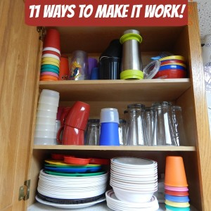 Impossibly Tiny Kitchen?  11 Ways to Make it WORK!