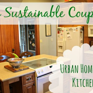 Urban Homestead Kitchen Tour