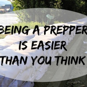 Being a Prepper: A Podcast