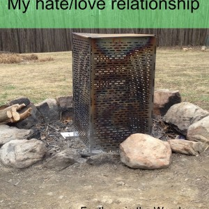 The burn cage – My hate/love relationship