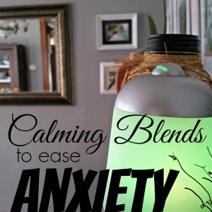 Anti-Anxiety Essential Oil Blends