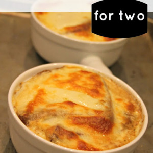 Cooking for Two: French Onion Soup