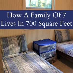 Family of 7 Living in a Tiny House: A Podcast