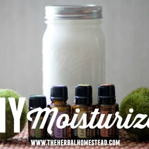 Make Your Own Moisturizer From Scratch