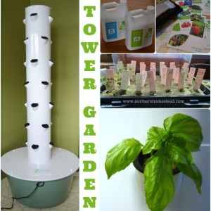 Grow More Food with the Vertical Aeroponics Growing System