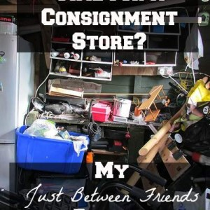 Making Extra Money at a Consignment Store