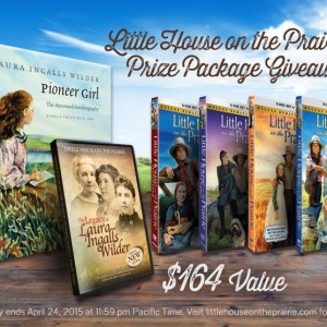 Little House on the Prairie - Prize Package Giveaway - Great new website and fun fan prizes. Giveaway ends 4/24