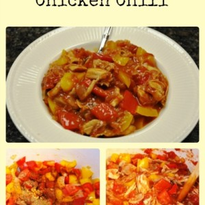 Awesome Chicken Chili