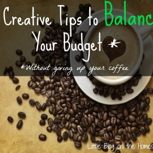 Creative Tips for Fixing Your Budget
