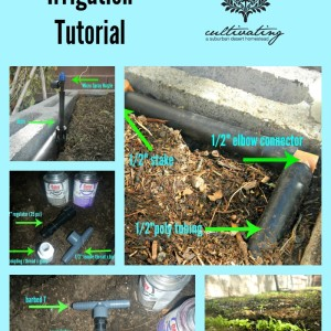 DIY Garden Irrigation