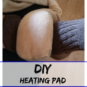 How to Make a Rice Filled Heating Pad