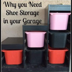 Why You Need a Garage Shoe Storage Bench