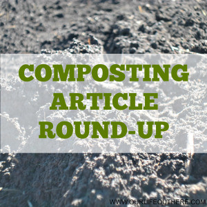My Favorite Composting Articles