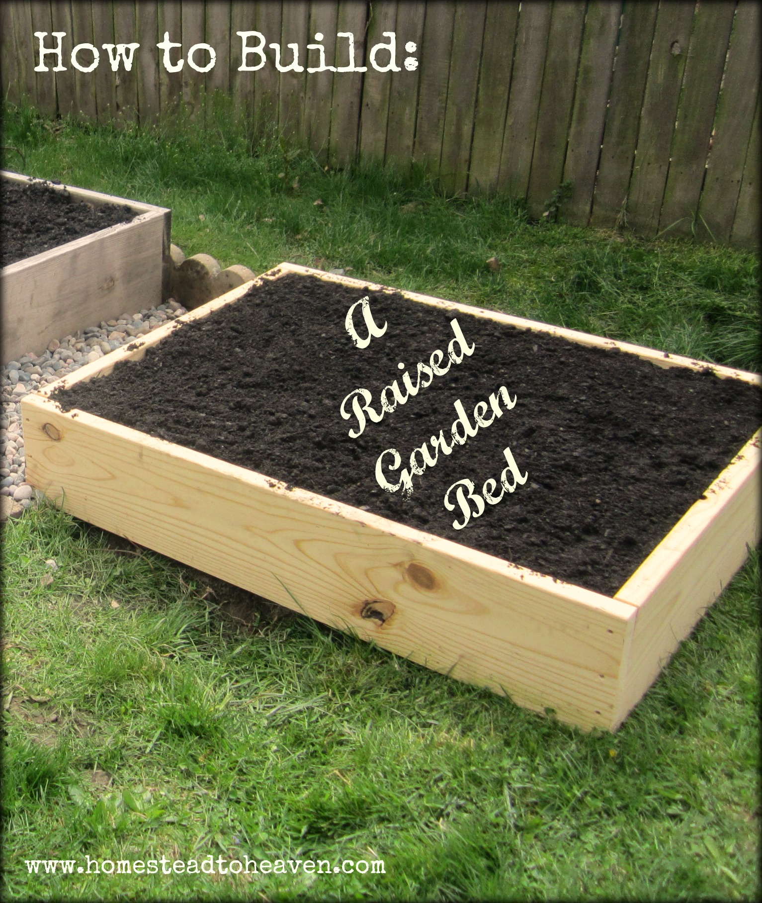 How to Build Raised Garden Beds Homestead Bloggers Network