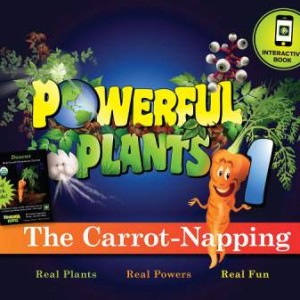 Powerful Plants Interactive Garden Seeds for Kids