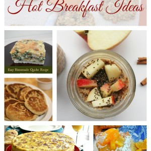 40 Hot Breakfast Ideas