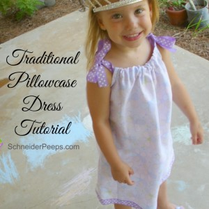 Traditional Pillowcase Dress