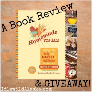 Homemade For Sale Book Review