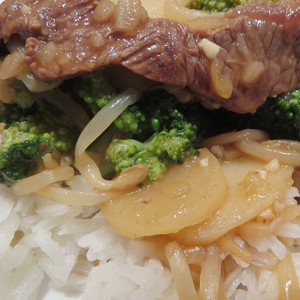 Beef and Broccoli Stir Fry is Family Favorite