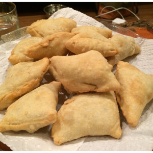 Make Your Own Samosas