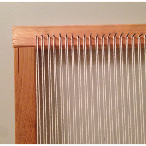Make Your Own Frame Loom for $10
