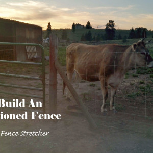 How To Build An Old Fashioned Fence