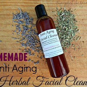 Herbal Face Wash: a Natural Facial Cleanser