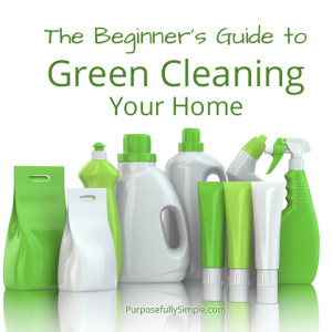 Green Cleaning Your Home