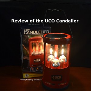 Looking for a Great Light Source? UCO Cadlelier Review