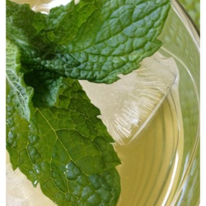 How to Make Iced Tea with Mint Leaves