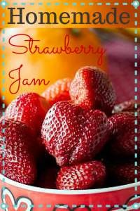 Strawberry Jam #Recipe