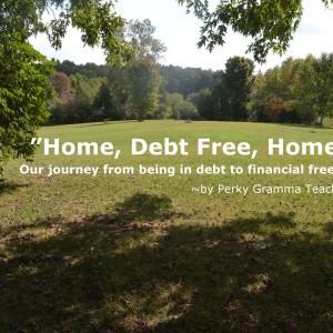 """Home, Debt-Free, Home"" Chapter 1"