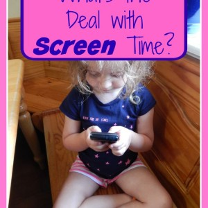 What's the Deal with Screen Time?