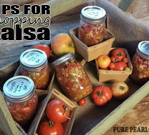 5 Tips to Make Chopping Salsa Easier