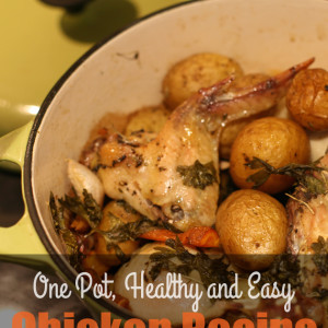 Healthy, Easy, Chicken Dinner Recipe
