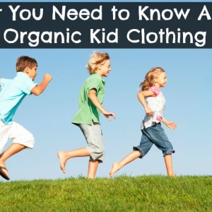 All About Organic Kid Clothing