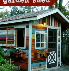 Tips for Your Garden Shed