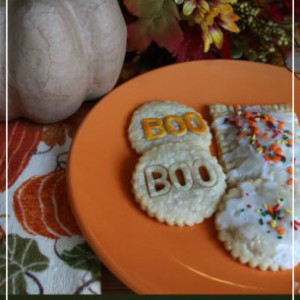 Easy DIY Pumpkin Pop Tarts