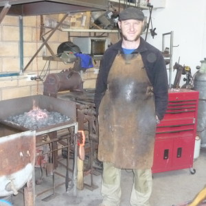 Setting up a Blacksmithing Workshop