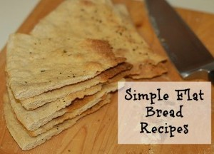 Rustic Simplicity: Flatbread Recipes