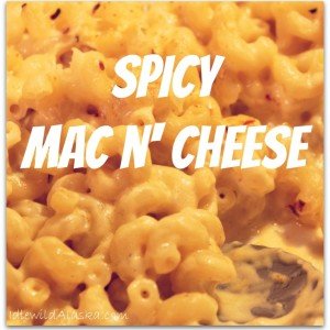 Spicy Mac n' Cheese
